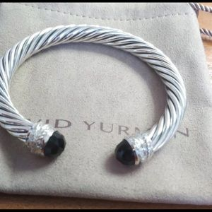 COMING SOON🌼DAVID YURMAN Silver Cable Amethyst
